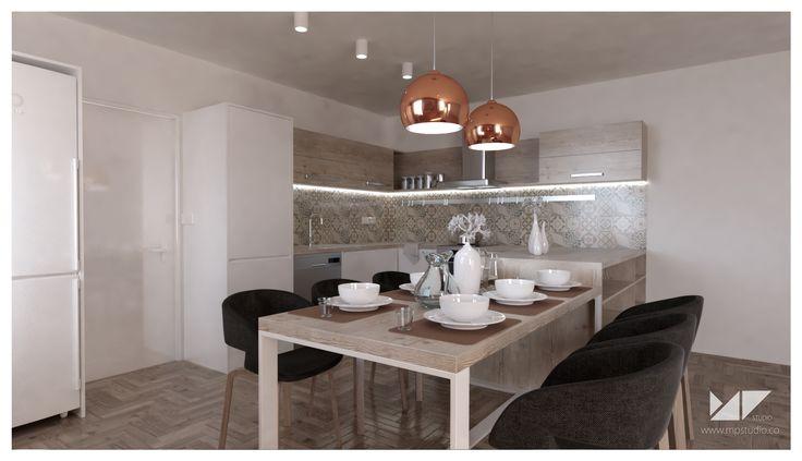 kitchen KO, Slovakia | MP STUDIO