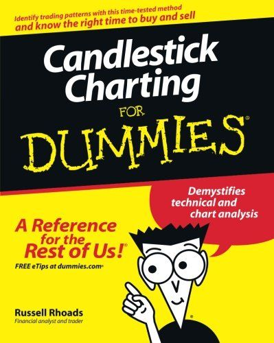 Book Review for Candlestick Charting For Dummies - Can you learn to trade on the stock market?