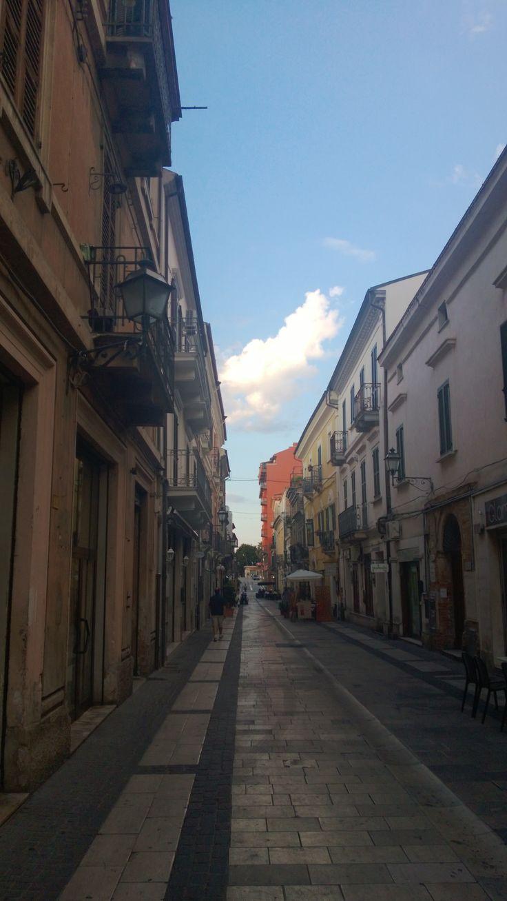 Old town Pescara