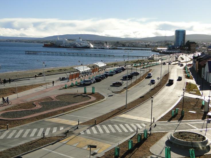 Punta Arenas/ Chile/AMG