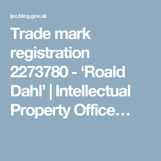 Uk ipo search for a trade mark