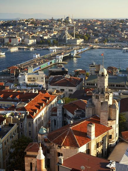 Galata Bridge, Istanbul   - Explore the World with Travel Nerd Nici, one Country at a Time. http://TravelNerdNici.com