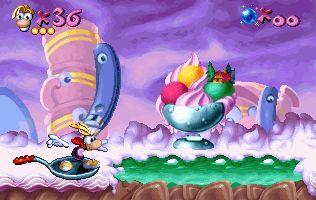 Candy Château - RayWiki, the Rayman wiki