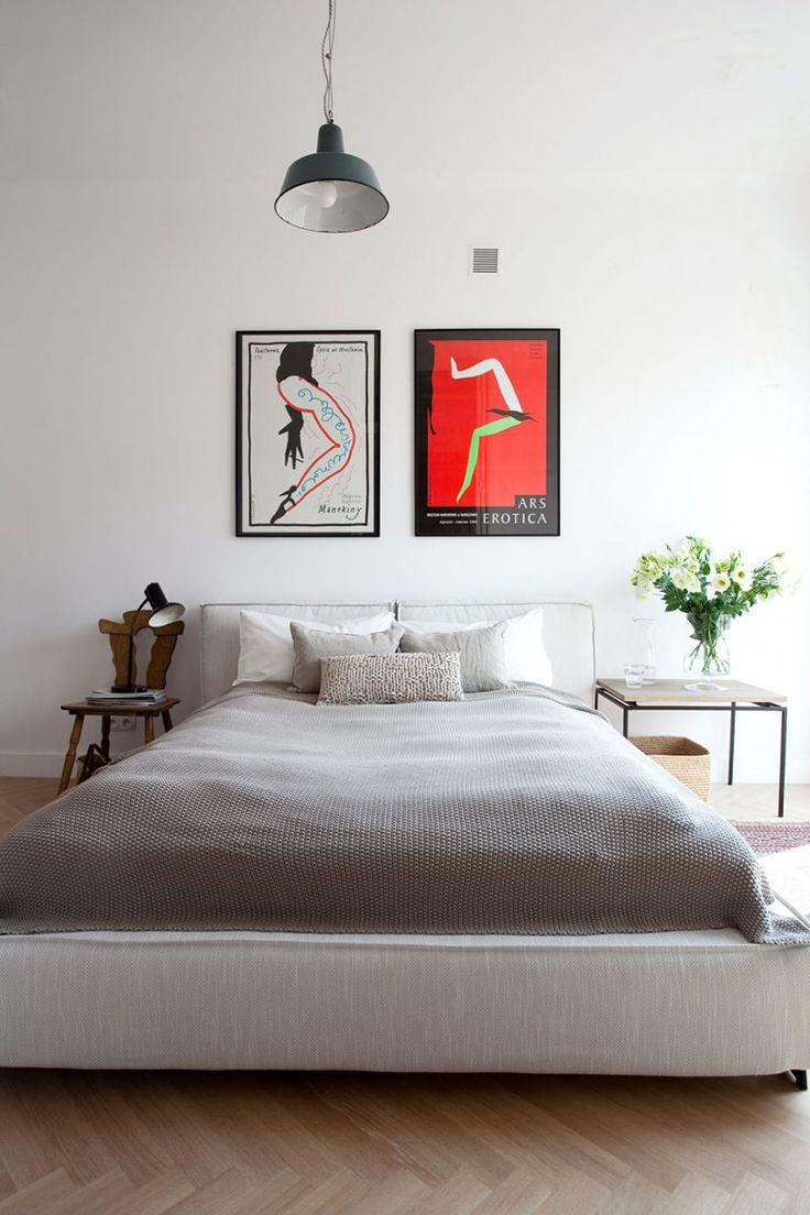 Apartamento de um quarto com linda parede de tijolinhos