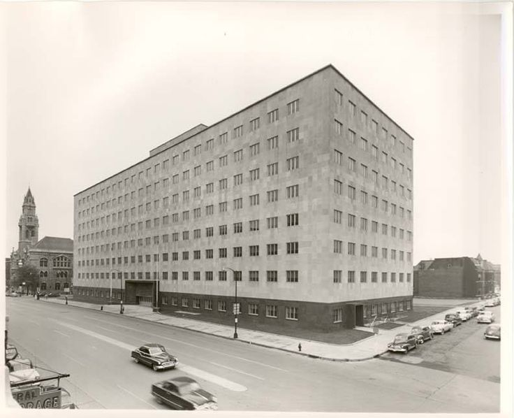 The Estes Kefauver Federal Building And U. Courthouse At 801 Broadway Was  Constructed From This Mid Century Modern Landmark Was Designed By.