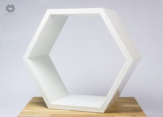 P�łłka modułowa MCUBE / biała