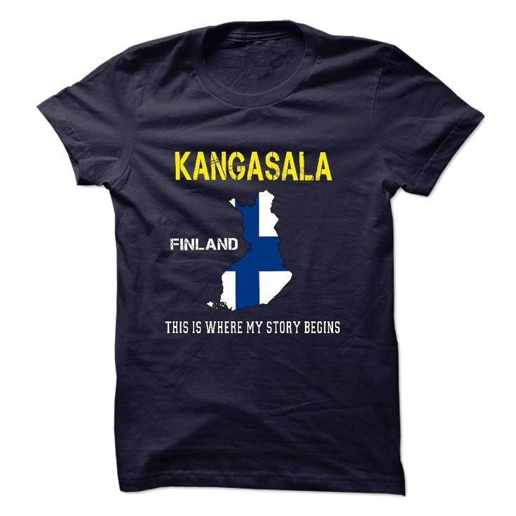 #Namestshirt... Nice T-shirts Worth :$19.00Purchase Now Low cost Codes View pictures & pictures of KANGASALA - Its where my story begins! t-shirts & hoodies:When you do not completely love our design, you possibly can SEARCH your favourite one through th.... Check more at http://cancercharity.info/names/best-sales-advice-kangasala-its-where-my-story-begins-from-cancercharity-info/