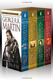 A Song of Ice and Fire, Books 1-4 (A Game of Thrones / A Feast for Crows / A Storm of Swords / Clash of Kings) by George R.R. Martin ->> http://latestkindlebookstore.com/