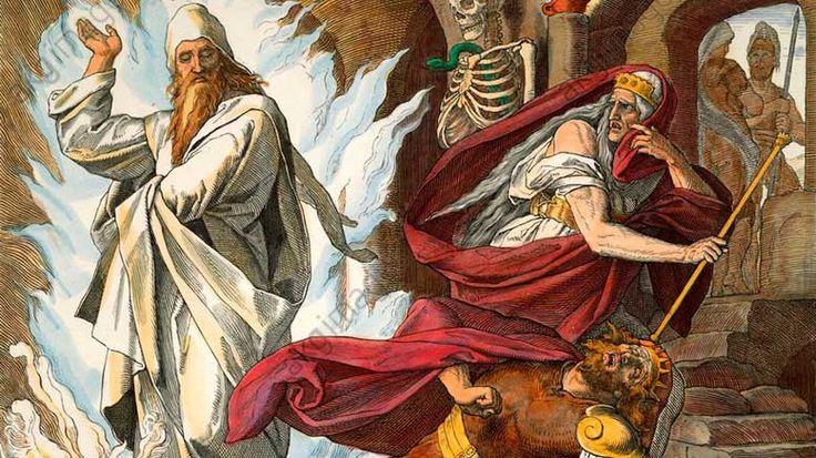 WAHRSAGEVERBOT IM ALTEN ISRAEL:  Im Alten Israel galt jegliche Wahrsagerei als Sakrileg. Im 5. Buch Mose, dem Deuteronomium, findet sich ein Wahrsageverbot, welches König Saul nicht von einer Totenbeschwörung abhalten konnte.