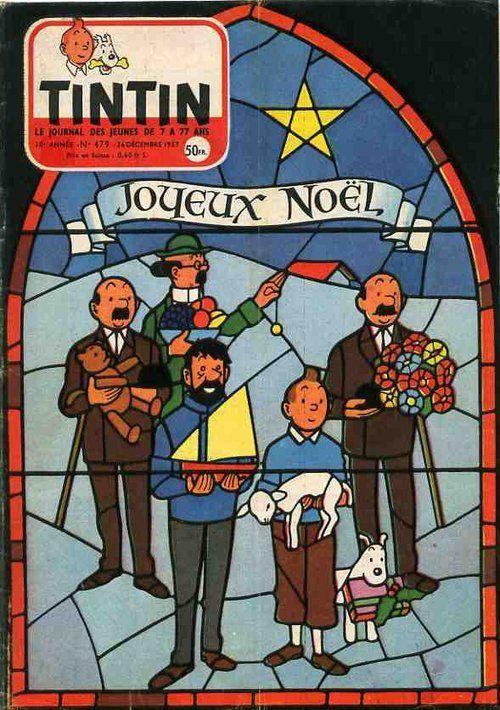 TINTIN, Hergé - C'est vendredi, c'est le Bordel #183