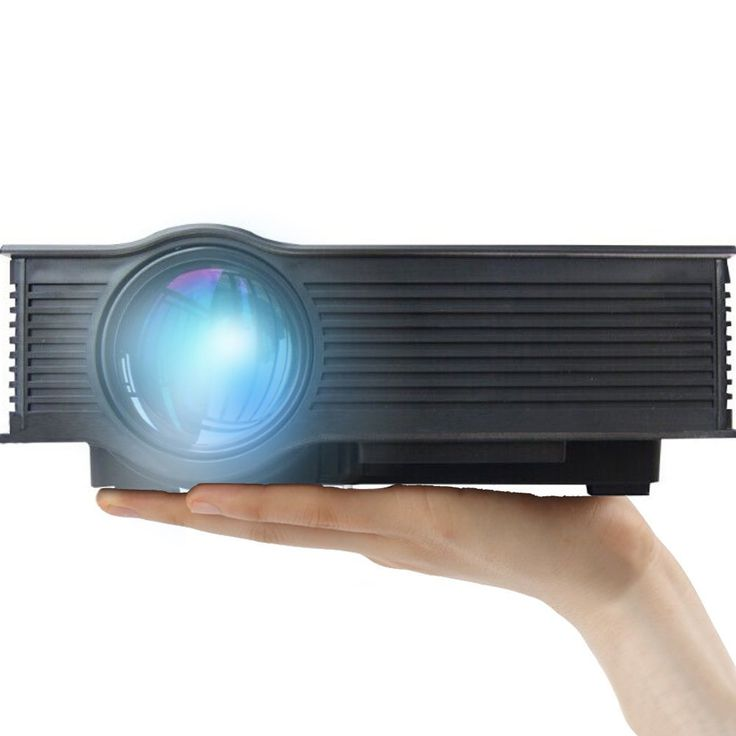 Led projector warranty included erisan er40b max 130 for Best portable projector for movies