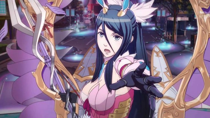 SMT x Fire Emblem is called Tokyo Mirage Sessions #FE, coming west this June: Genei Ibun Roku #FE, Atlus and Nintendo's Shin Megami Tensei…