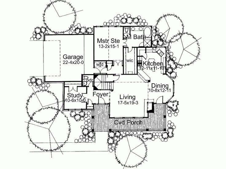 Eplans Victorian House Plan - Classic Victorian Accents - 1898 Square Feet  and 3 Bedrooms(s) from Eplans - House Plan Code HWEPL11735 | House ideas ...
