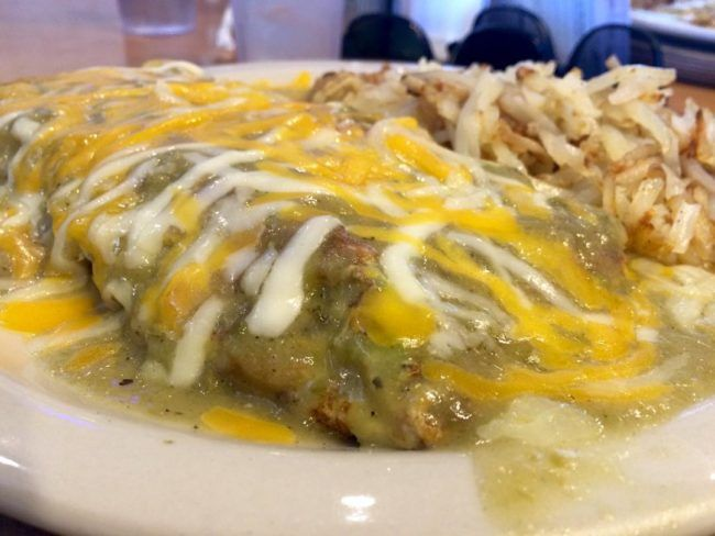 Basic New Mexico Green Chile Sauce Recipe – I am New Mexico - sub no-chicken broth.