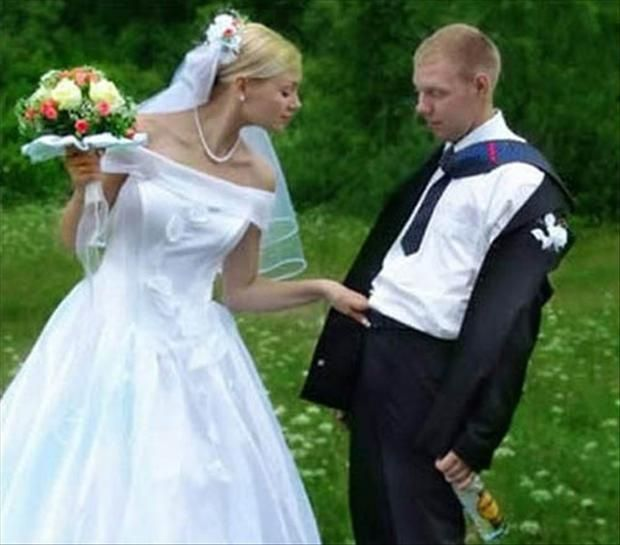 Funny Marriage Jokes During The Wedding Ceremony