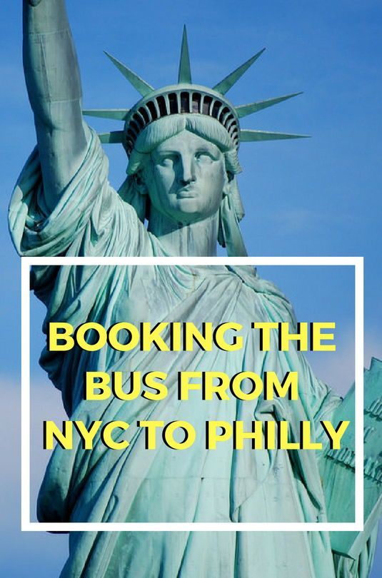 Things to Consider When Booking the Bus Between NYC and Philadelphia – Success Details