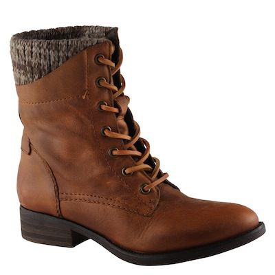 LOVE these winter boots! They'll go with anything.