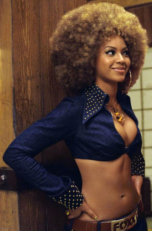 """***Try Hair Trigger Growth Elixir*** ========================= {Grow Lust Worthy Hair FASTER Naturally with Hair Trigger} ========================= Go To: www.HairTriggerr.com =========================           """"I'm Foxxy Cleopatra and Imma whole lotta woman!!!!""""  ...Beyonce working the Fro in Austin Powers in Goldmember"""