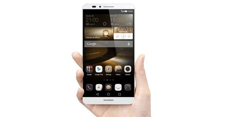 Huawei Ascend-Mate7 Barjir Pujian, Siap Masuk Indonesia | Techno Bali