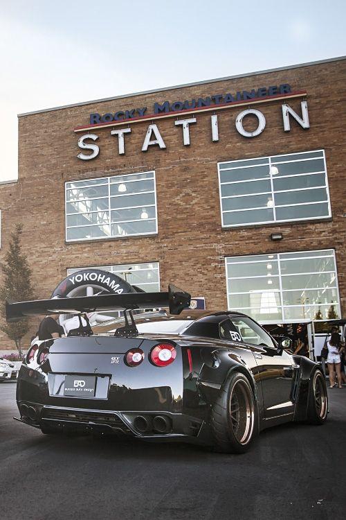 "supercars-photography: "" GTR (via) Supercars Photography """
