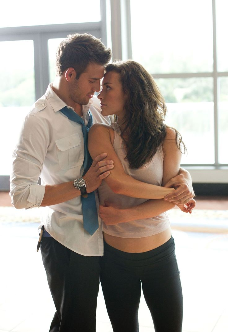 RYAN GUZMAN and KATHRYN McCORMICK stars in STEP UP: REVOLUTION.