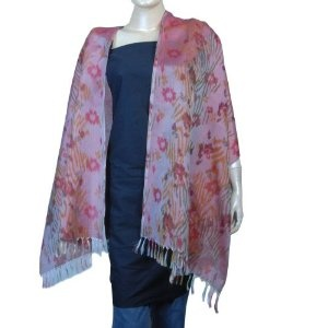 Pure Silk Scarf Women Collection 20 x 72 inches Multi colored Floral (Apparel)  http://howtogetfaster.co.uk/jenks.php?p=B001JQHJNU  B001JQHJNU