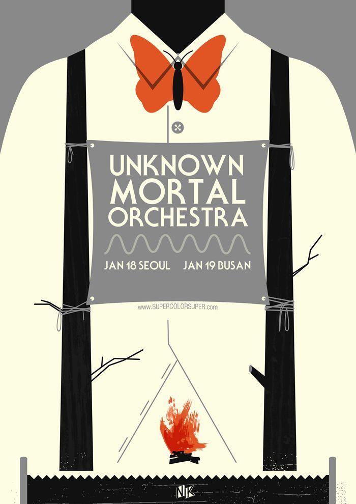 UNKNOWN MORTAL ORCHESTRA (jagjaguar) 2014.1.18-19