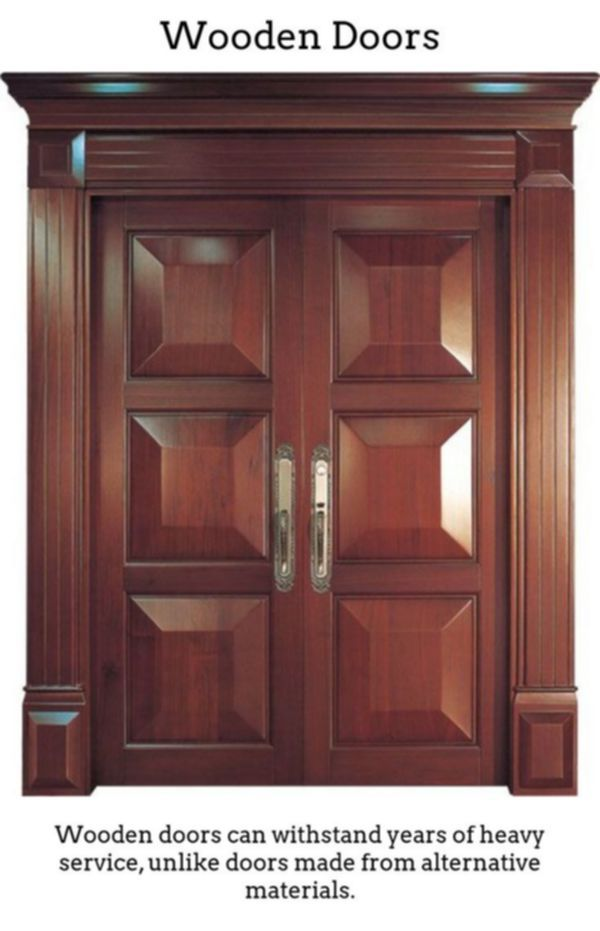 Wooden Doors Solid Wood Doors Are Great If You Live In A Period Property Or Just Choose To Add More Tra Wood Doors Interior Doors Interior Wooden Door Design