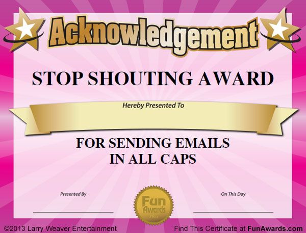 33 best Work images on Pinterest Employee awards, Funny - employee award certificate templates free