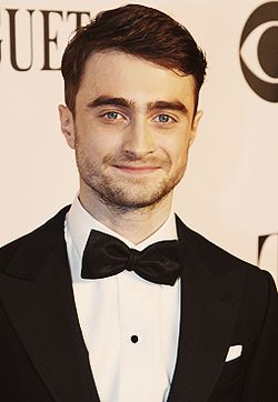 Daniel Radcliffe : 2014 Tony Awards looking handsome as usual. ❤