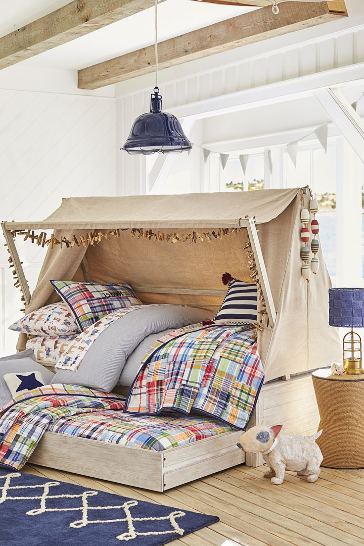 Pottery barn kids camp bed - Create The Ultimate Hideout With Our Beds That Inpires Make Believe Camping Adventures If You Kid Furniturepottery Barn