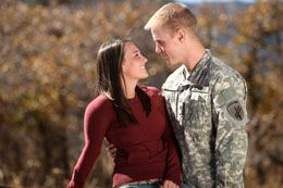 Being a military girlfriend can be a tough job. Many young girls opt to stay away from military relationships for fear of its uncertainties and long distance relations. However, there are good many reasons to stick with your military boyfriend. Here is how you can be a good military girlfriend.