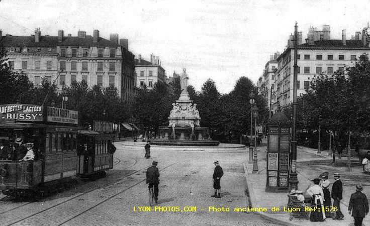 Le 6ème arrondissement - La place Morand