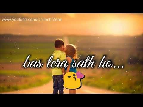 Chahe Dukh Ho Chahe Sukh Ho ❤ Arijit Singh ❤ || New : Sad : Love ❤ WhatsApp Status Video - YouTube