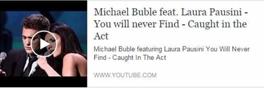 Michael Buble feat. Laura Pausini