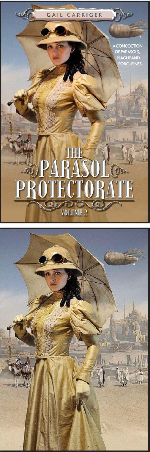 GORDON CRABB - The Parasol Protectorate, Volume 2 by Gail Carriger - 2012 SFBC