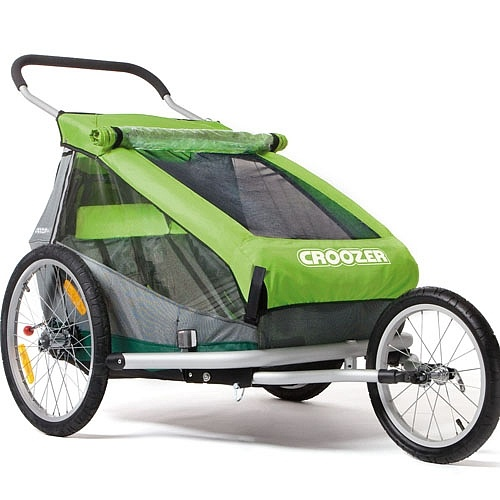Croozer Kid For 2 Croozer Baby Bike Trailer Baby Jogger