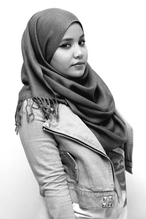 KhazanStudio: Aishah Amin's Hijab Tutorial