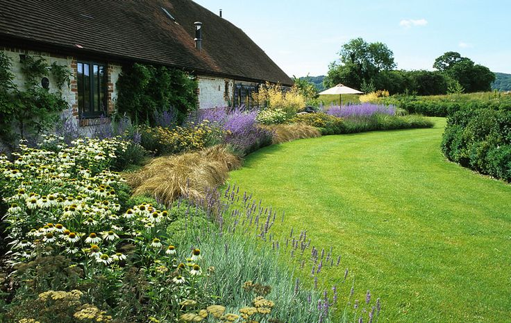 Hampshire, Acre and Garden design on Pinterest