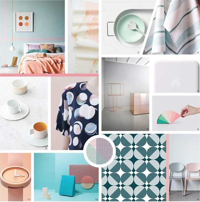 17 Best Images About Trend Interior On Pinterest Tropical Beauty Blogs And Color Trends