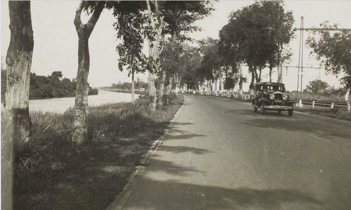 ancol, 1934