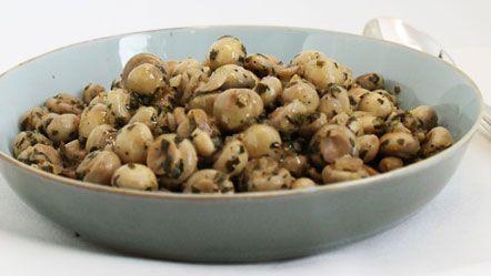 Gemarineerde champignons - Recepten zoeken