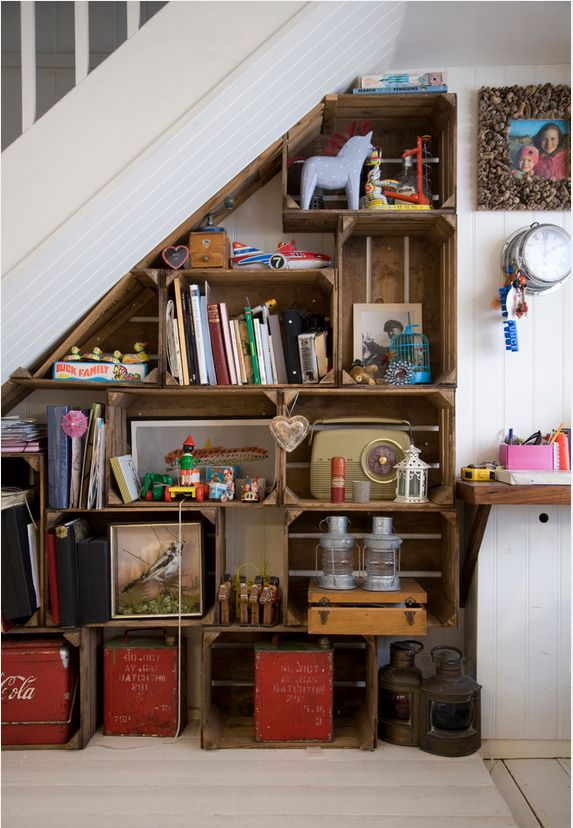 via Houzz - http://www.houzz.co.uk/ideabooks/53979627/list/fun-houzz-10-reasons-to-ditch-perfectionism-in-your-home
