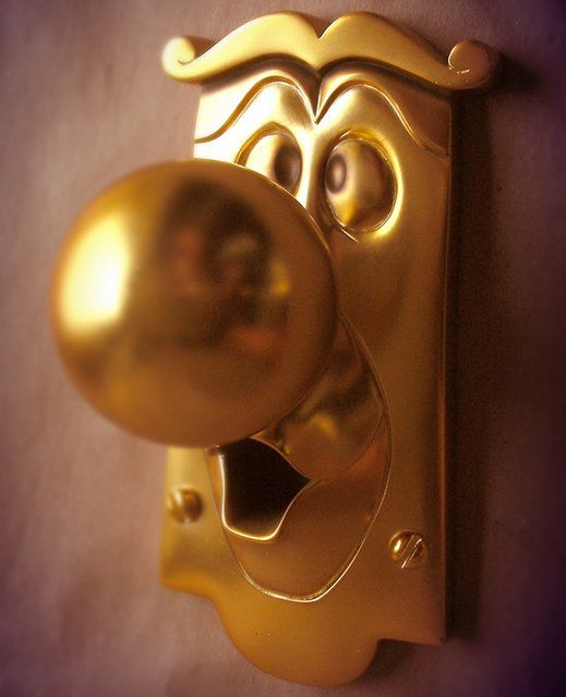#AliceinWonderland #Door #Knob