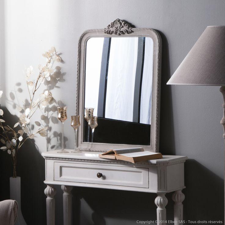 17 meilleures id es propos de miroir rectangulaire sur for Miroir moulure