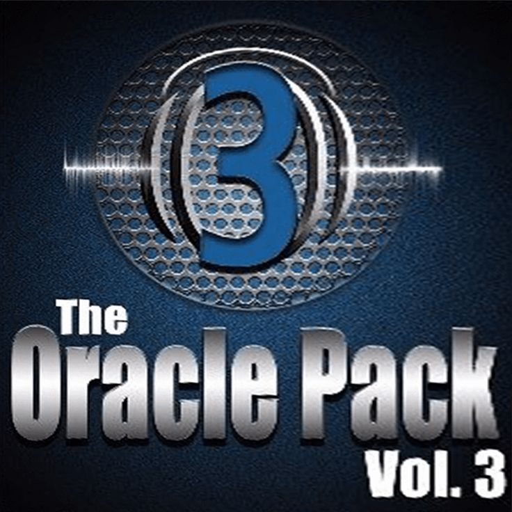 The #OraclePack Vol. 3 is a #drumkit of hard hitting #drums and absolutely insane #percussion #loops: http://soundoracle.net/products/the-oracle-pack-vol-5?variant=19385438854
