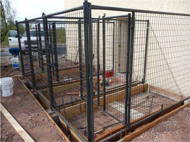 Az How To Build A Dog Kennel Tucson Arizona Kennels