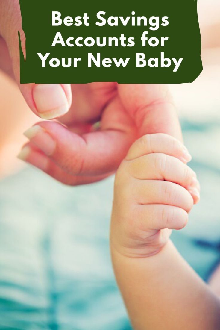 Read on to learn about the different savings accounts for your new baby.