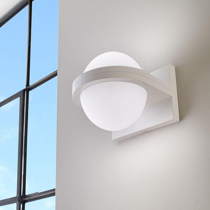 Lbl lighting capture flush mount wall ceiling light