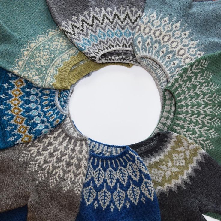 I'm so excited to be teaching my first workshop @knittingintheloop in Plainville, MA tomorrow!We'll be knitting A small Arboreal yoke swatch in the round from the top down, cover combining colors and color dominance, discuss colorwork yoke construction styles and more. I'll also be setting up a trunk show and will have all the sweaters pictured here with me! Come say Hi! . . #knitlovewool #knit #knitting #knittersofinstagram #knitstagram #instaknit #knittersgonnaknit #knitallthethings #st...